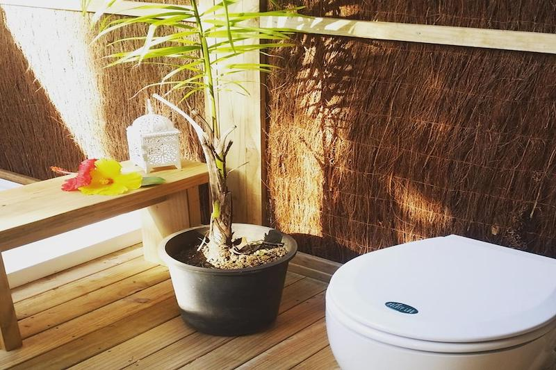 Ikurangi Eco Retreat installs Nature-loo composting toilets